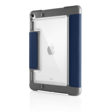 "STM Dux Plus Case für Apple 10,5"" iPad Pro, Mitternachtsblau/Transparent"