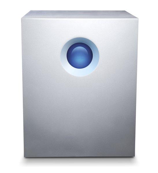 LaCie 5big Thunderbolt 2, Aluminium Disk-Array