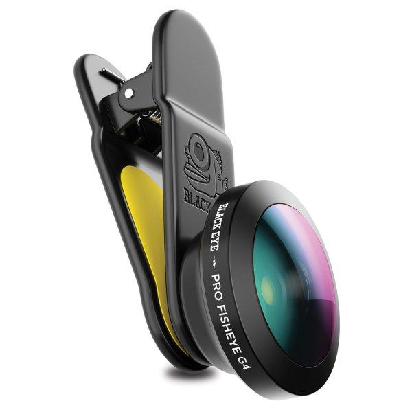 Black Eye Pro Fisheye G4 Fischaugen-Objektiv