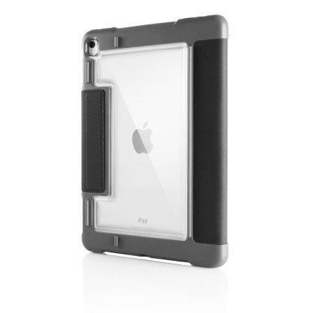 """STM Dux Plus Case für Apple 10,5"""" iPad Pro, Schwarz/Transparent"""