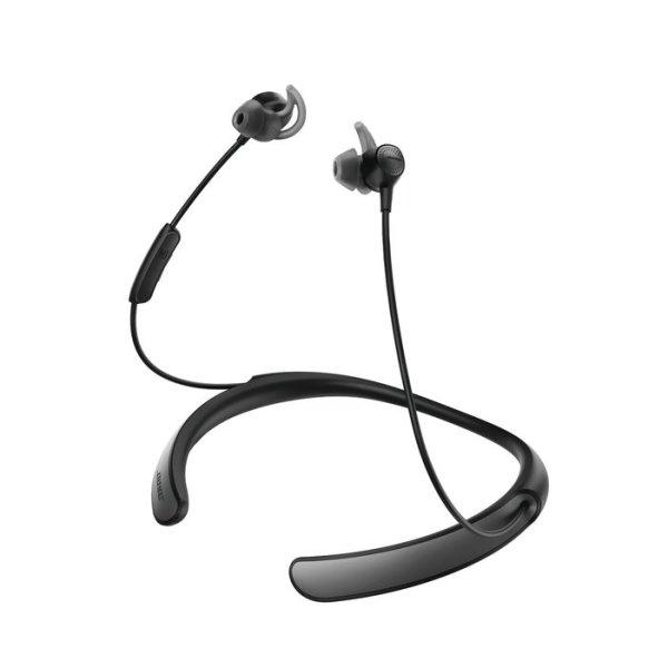 Bose QuietControl 30 Wireless Headphones, Schwarz