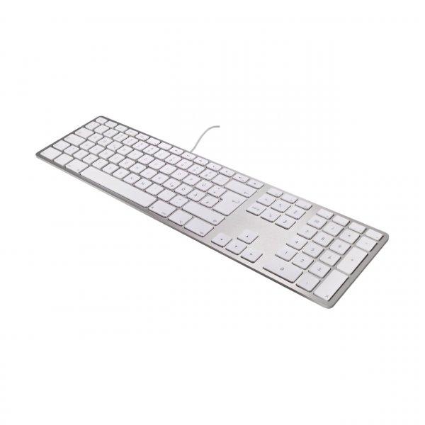 Matias Aluminum USB Tastatur