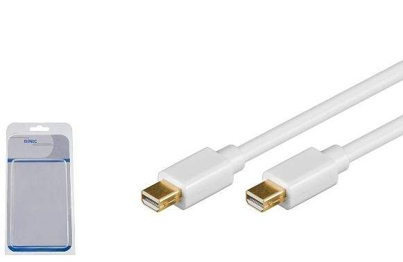 Dinic Mini DisplayPort auf Mini DisplayPort