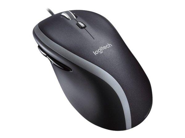 Logitech Corded Mouse M500 Laser