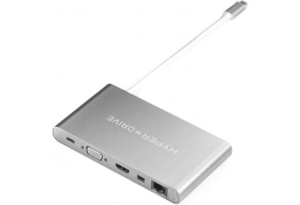 HyperDrive ULTIMATE Hub 11-in-1, Apple MacBook & USB-C Notebooks