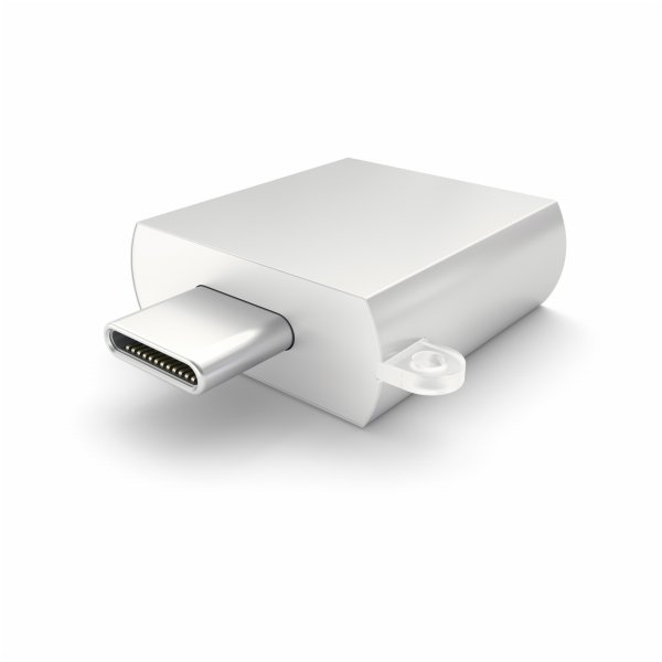 Satechi Aluminium Type-C auf USB 3.0 Adapter