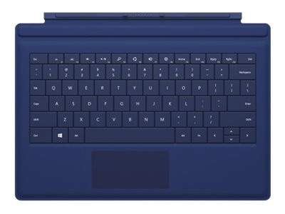 Microsoft Surface Type Cover 3 - Tastatur
