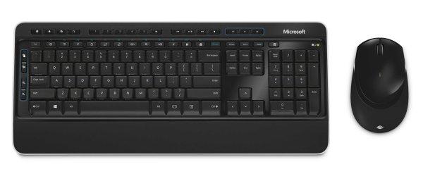 Microsoft Wireless Desktop 3050 - Tastatur-und-Maus-Set - drahtlos