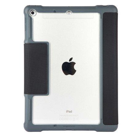 """STM Dux Plus Case für Apple iPad 9,7"""" (2017 & 2018), Schwarz/Transparent"""